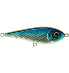 Strike Pro Tiny Buster 6,5cm/11g 114E Blue Chrome, Susp