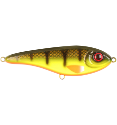 Strike Pro Buster Jerk Shallow 15cm Shallow, 75g, Hot Baitfish