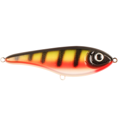 Strike Pro Buster Jerk II 15cm Suspending, 75g, Bloody Perch
