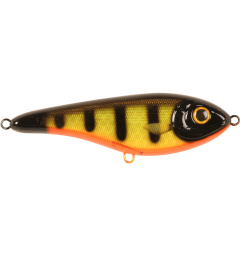 Strike Pro Buster Jerk II 15cm Suspending, 75g, Black Okoboji Perch