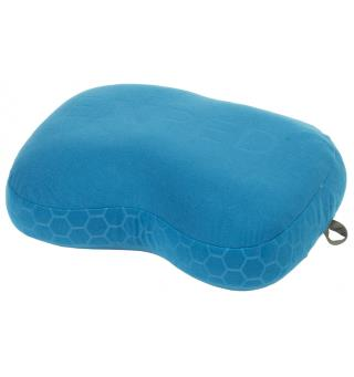 Exped DownPillow M Deep Sea Blue Oppblåsbar dunpute