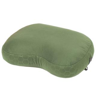 Exped DownPillow M Moss Green Oppblåsbar dunpute