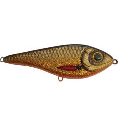 Strike Pro Buster Swim 13cm Golden Roach